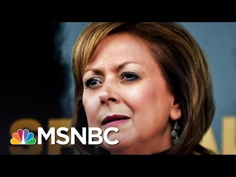 New Mexico GOP Governor Refused To Endorse Donald Trump | MSNBC