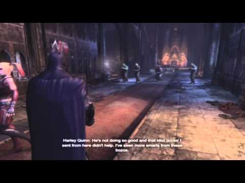 "Alpha Plays Batman Arkham City Ep3 ""WHOA Whoa B***h!"""