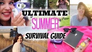 Summer Inspiration! DIY's, Essentials, Outfit Ideas & more!!