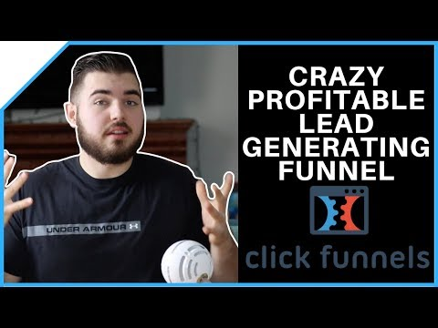 Crazy Profitable Clickfunnels Lead Generation Tool