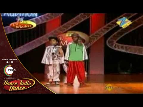 DID Little Masters Final Audition May 15 '10 - Manoj & Aryan