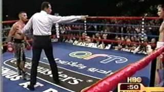 Prince Naseem Hamed vs Augie Sanchez part 2
