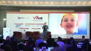 Fernando Machado, Clobal CMO - Burger King at Vibe Marketers Fest 2018