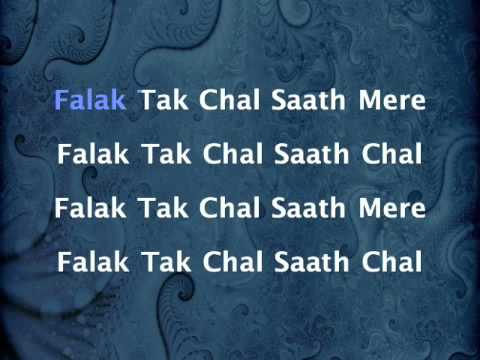Falak Tak - Tashan (2008) video