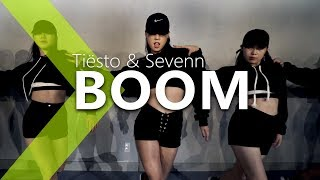 download lagu Tiësto & Sevenn - Boom / Choreography . Jane gratis