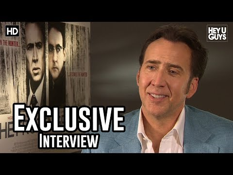Nicolas Cage Interview - The Frozen Ground