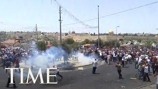 At Jerusalem
