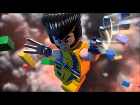 LEGO Marvel Super Heroes Video Game - Official Teaser Trailer
