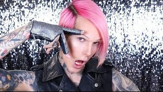 "THE OFFICIAL JEFFREE STAR ""FACE"" ROUTINE"