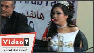 الفنانة إيمان أيوب: أبلة فاهيتا بتحب مصر