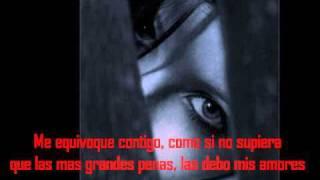 Watch Ana Gabriel Me Equivoque Contigo video