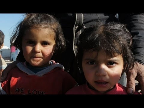 Four million Syrian children need urgent help