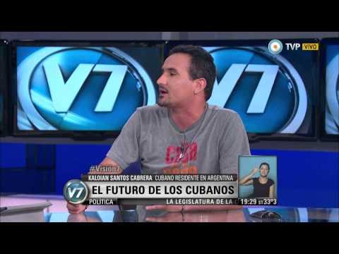 Visión 7 - Acuerdo con EEUU: El futuro de los cubanos