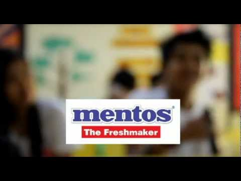 Mentos Commercial - Late