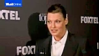 Linda Evangelista - Model Mentor for Austrailia