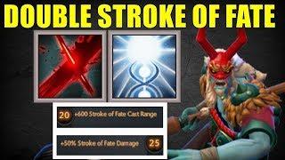 Grimstroke Double Stroke of Fate [ Grimstroke Abuse ] | Dota 2 Ability Draft