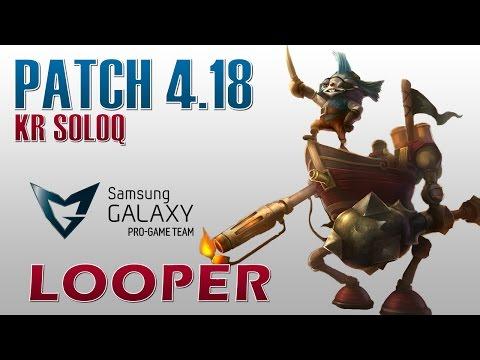 SG White Looper - Rumble vs Jayce - KR SoloQ