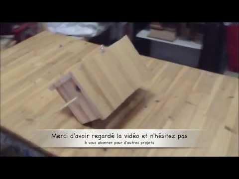 Comment construire une maison pour les oiseaux youtube for Maison economique a construire