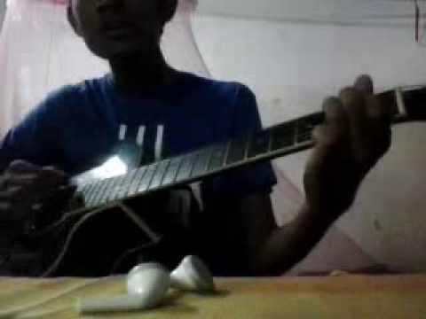 Hanthaneta Payana Sada Guitar Cover By Gihan video