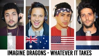 Download Lagu Imagine Dragons - Whatever It Takes [COVER] Gratis STAFABAND