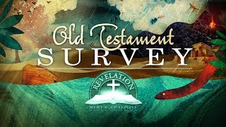 RBS: OLD TESTAMENT SURVEY #39 – Lessons from the Book of Judges