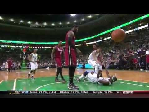 Lebron Dunk On Jason Terry Poster