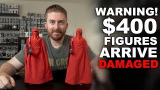 Unboxing Hot Toys Royal Guards - And Why I Returned Them