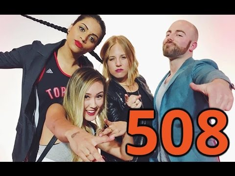 The Time YouTube Space Toronto Opened! (Day 508)
