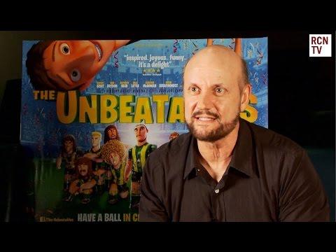 The Unbeatables Director Juan José Campanella Interview