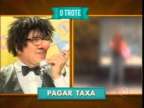 Trote do Santos: Pagar Taxa