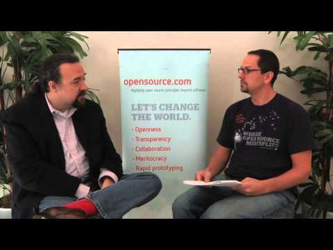 Interview with Google Open Source Director Chris DiBona about open source at Google
