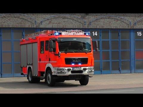 HLF 1 BF Münster FW 1
