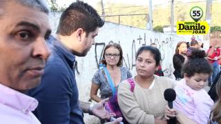 Cajamar Danilo Joan Prefeito  55 - ENTREVISTA JULIANA DE LIMA SILVA   PQ  MARIA APARECIDA