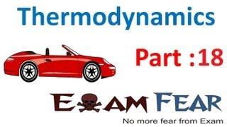 Physics Thermodynamics part 18 Carnot Engine CBSE class 11