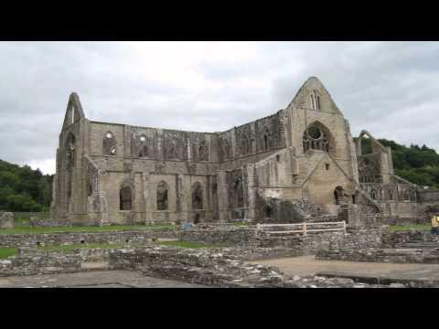 Tintern Abbey Bristol Somerset