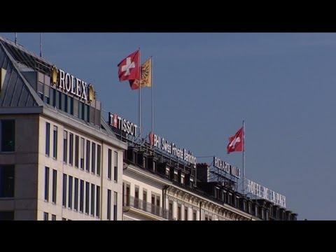 Wie wirkt sich die Eurokrise auf den Schweizer Franken aus? (EuroNews)
