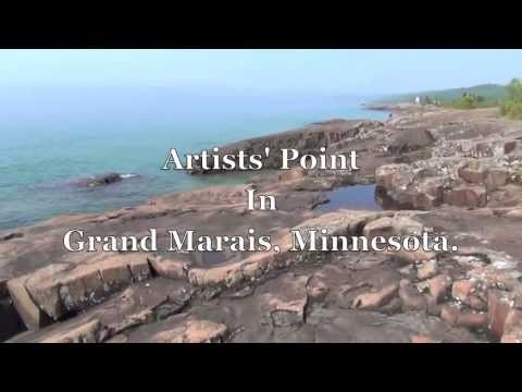 Artists' Point - Grand Marais, MN July 2013