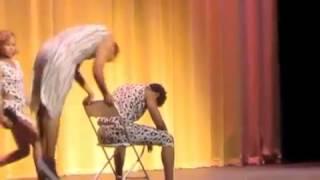 Ethiopian Acrobats - የኢትዮጵያ ዐክሮባት ቡድን
