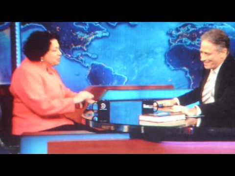 Sonia Sotomayor on JonStewart-jokes.m4v