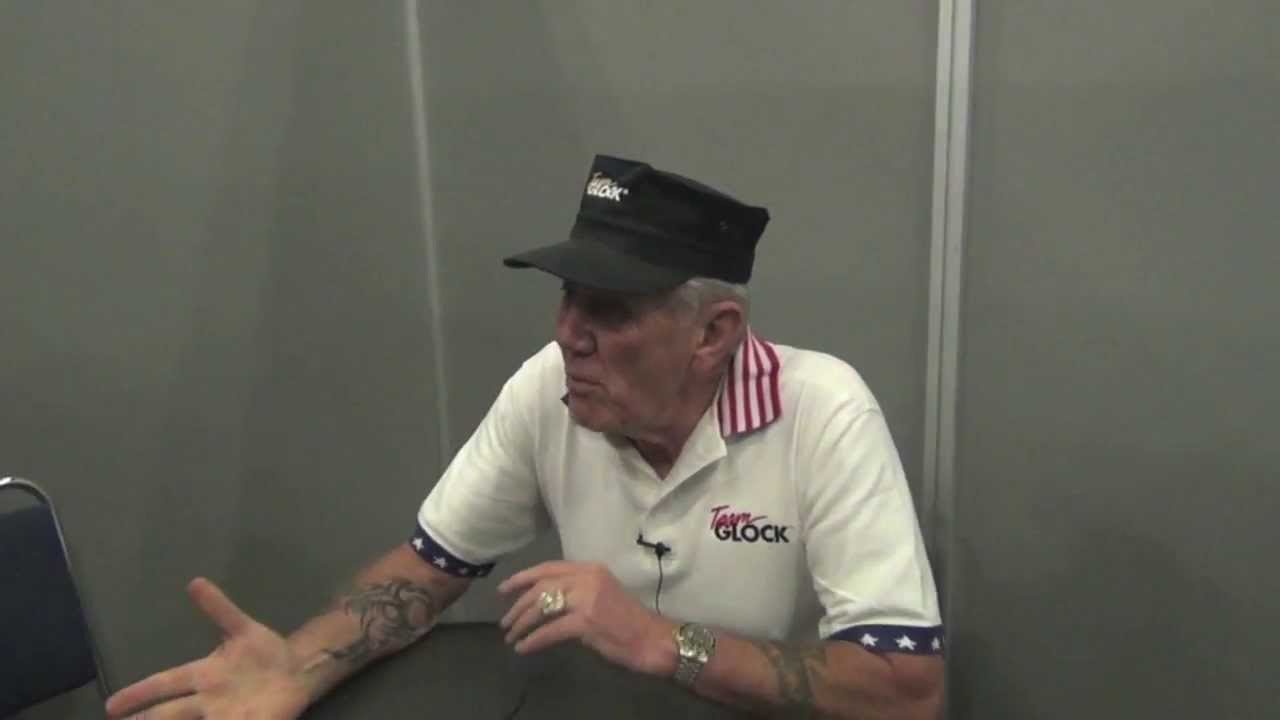 R Lee Ermey Tattoo Gunny R  Lee Ermey   Gun