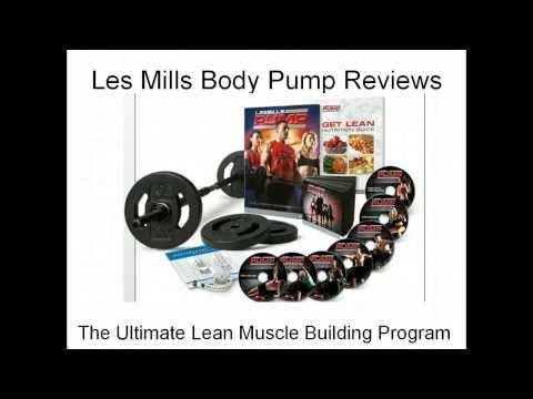 Les Mills Body Pump Reviews