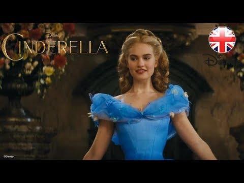 Cinderella – UK Trailer - Official Disney   HD