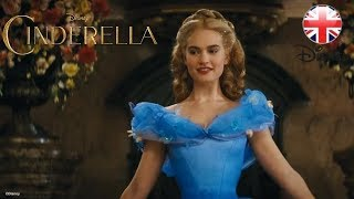 CINDERELLA | UK Trailer - 2015 | Official Disney UK