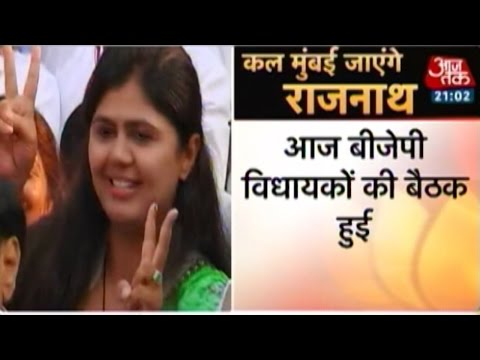 Political observer Rajnath Singh to reach Mumbai on Tuesday
