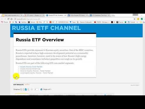 Как инвестировать в российские акции