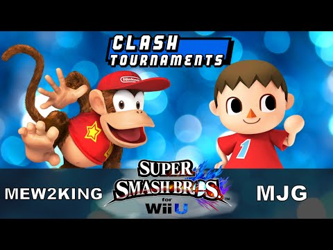 Great Revival - PL MVG Mew2King vs. MJG - GRAND FINALS - Smash Wii U