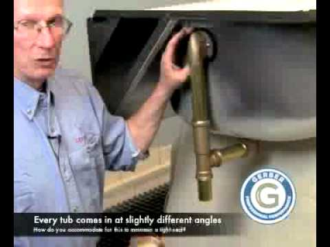 Plumbing How To Maintain A Tight Seal On A Bathtub Drain