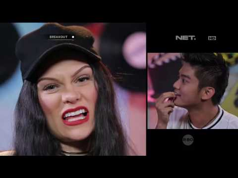 Special Interview Breakout NET with Jessie J