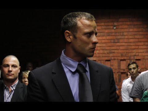 Chaos at Oscar Pistorius bail hearing
