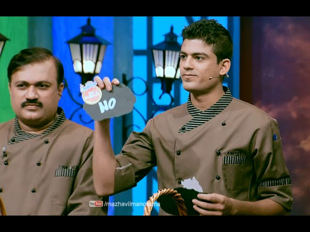 Dhe Chef | Who will be return to Kitchen? | Mazhavil Manorama